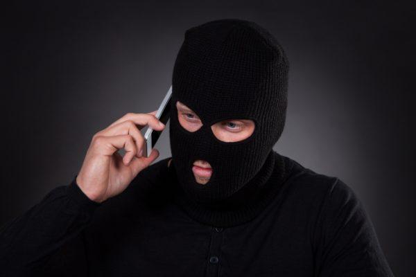 телефонный мошенник от сбербанка
