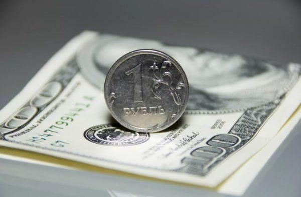 подорожание рубля к доллару
